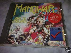 Manowar: Hail To England (CD) - Bild 6