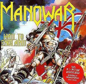 Manowar: Hail To England (CD) - Bild 7