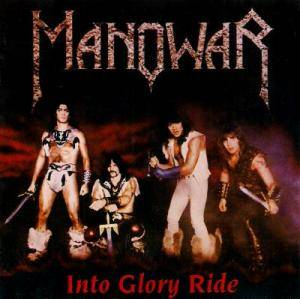 Manowar: Into Glory Ride (CD) - Bild 1