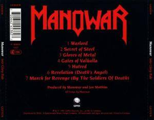 Manowar: Into Glory Ride (CD) - Bild 2
