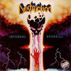 Destruction: Infernal Overkill - Cover