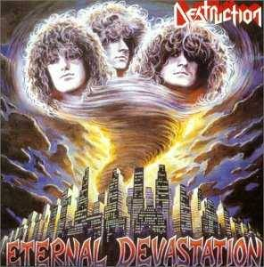 Destruction: Eternal Devastation - Cover
