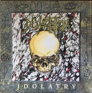 Devastation: Idolatry - Cover