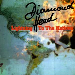 Cover - Diamond Head: Lightning To The Nations