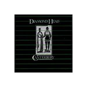 Diamond Head: Canterbury - Cover