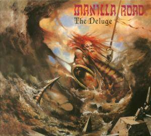 Manilla Road: Deluge, The - Cover