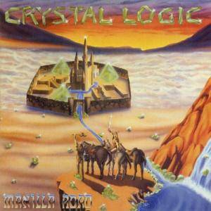 Manilla Road: Crystal Logic - Cover