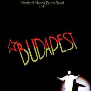 Manfred Mann's Earth Band: Budapest Live - Cover