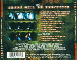Sinner: There Will Be Execution (2-CD) - Bild 2