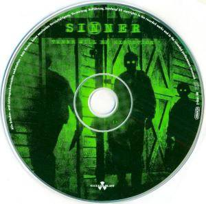 Sinner: There Will Be Execution (2-CD) - Bild 9