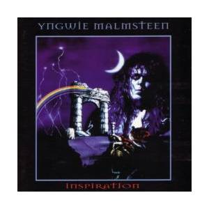 Yngwie J. Malmsteen: Inspiration - Cover