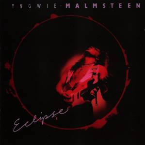 Yngwie J. Malmsteen: Eclipse - Cover