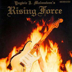 Yngwie J. Malmsteen's Rising Force: Rising Force (CD) - Bild 1