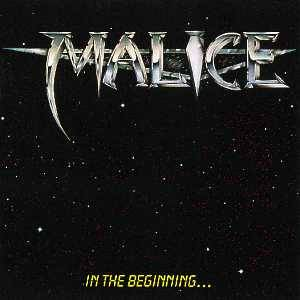 Cover - Malice: In The Beginning...