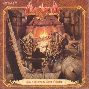 Magnum: On A Storyteller's Night - Cover
