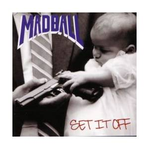 Madball: Set It Off - Cover