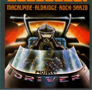 M.A.R.S.: Project: Driver - Cover