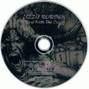 Lizzy Borden: Deal With The Devil (CD) - Bild 3