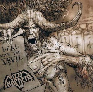 Lizzy Borden: Deal With The Devil - Cover