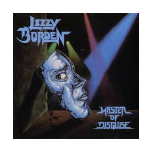 Lizzy Borden: Master Of Disguise - Cover