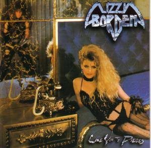 Cover - Lizzy Borden: Love You To Pieces