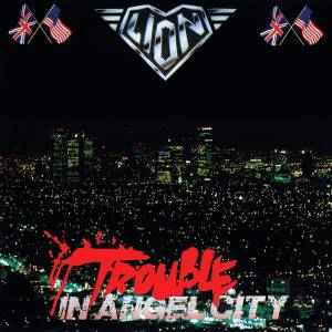 Lion: Trouble In Angel City - Cover