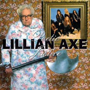 Cover - Lillian Axe: Poetic Justice