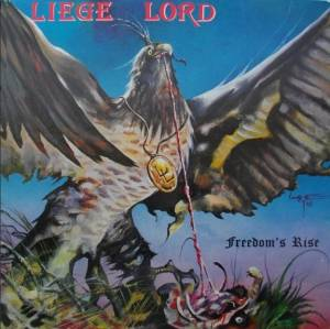 Liege Lord: Freedom's Rise - Cover