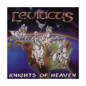 Leviticus: Knights Of Heaven - Cover