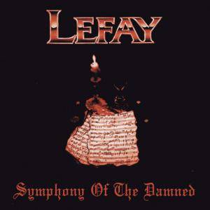 Cover - Lefay: Symphony Of The Damned