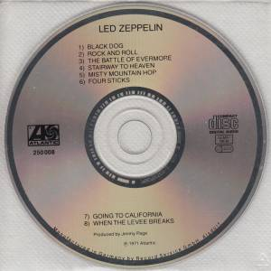Led Zeppelin: IV (CD) - Bild 4