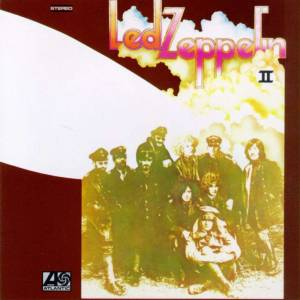 Cover - Led Zeppelin: II