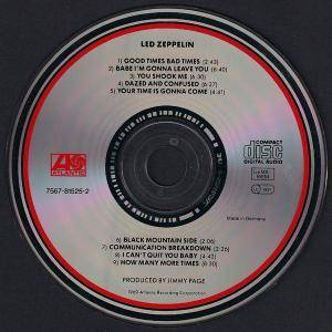 Led Zeppelin: Led Zeppelin (CD) - Bild 3