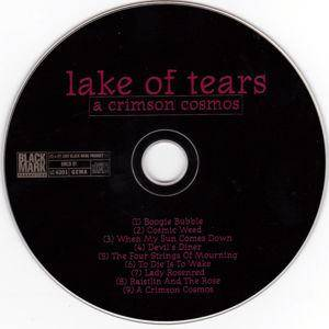 Lake Of Tears: A Crimson Cosmos (CD) - Bild 3