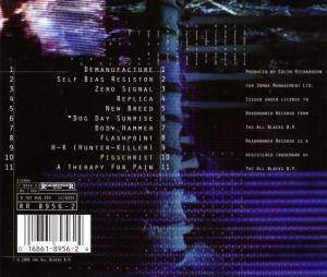 Fear Factory: Demanufacture (CD) - Bild 2