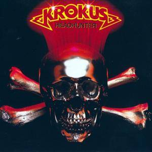 Krokus: Headhunter - Cover