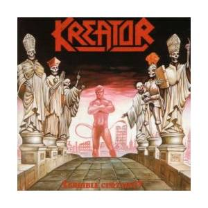 Kreator: Terrible Certainty / Out Of The Dark... Into The Light - Cover