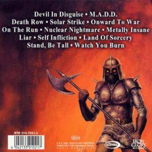 Kraze: Devil In Disguise (CD) - Bild 2