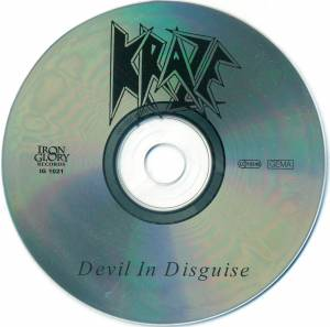 Kraze: Devil In Disguise (CD) - Bild 3