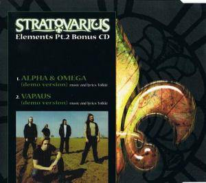 Stratovarius: Elements Pt. 2 (2-CD) - Bild 5