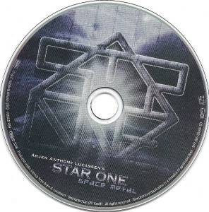 Star One: Space Metal (2-CD) - Bild 3