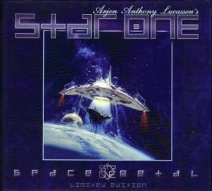 Star One: Space Metal (2-CD) - Bild 1