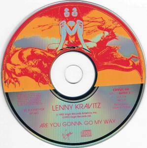 Lenny Kravitz: Are You Gonna Go My Way (CD) - Bild 6