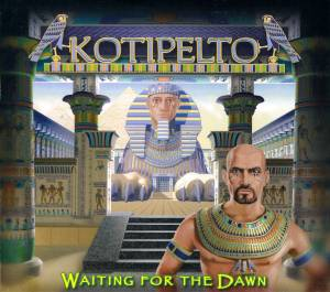 Kotipelto: Waiting For The Dawn - Cover