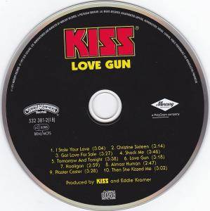 KISS: Love Gun (CD) - Bild 5