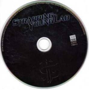 "Strapping Young Lad: Alien (CD + 3""-DVD) - Bild 3"