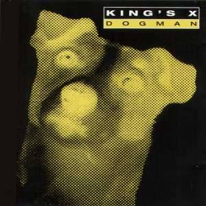 Cover - King's X: Dogman