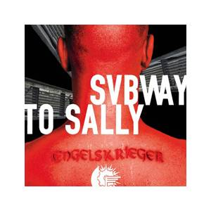 Subway To Sally: Engelskrieger - Cover