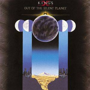 Cover - King's X: Out Of The Silent Planet