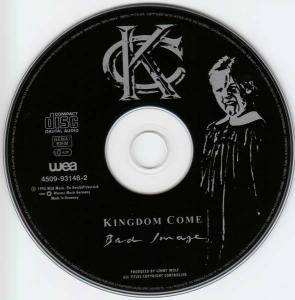 Kingdom Come: Bad Image (CD) - Bild 3